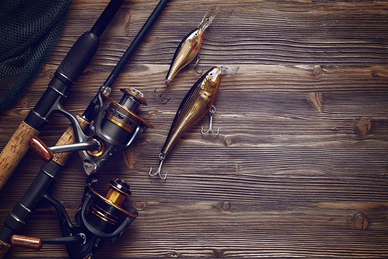 Types of fishing lure you use in Lake Tahoe