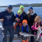 Fishing in Lake Tahoe California