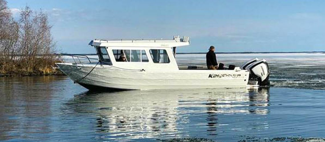 Fishing boat - 26ft